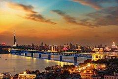 武汉大学武汉长江大桥现