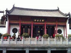 武汉大学归元禅寺现场教