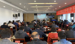 湖北国土资源职业学院与物探队党务干部培训班成功举办