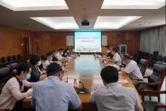 国务院联防联控机制联络组到武汉人民医院调研患者康复和心理疏导工作